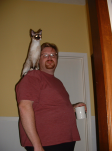 Me at 365 lbs in 2009