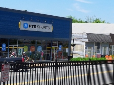PTS Sports were the organizers of the events.  We started the ride from the store.