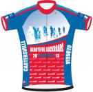 Tempted to pick one of these up, really cool cycling jersey from the event.