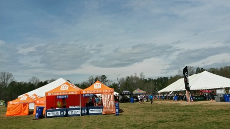 The hub of Ragnar Trail life.