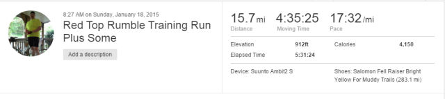 Click to go to the Strava page.